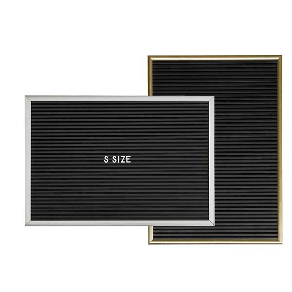 【Letterboard】レターボード用 ベース プレート S 30×21cm