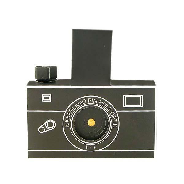 KIKKERLAND ペーパー ピンホールカメラ Solagraphy Kit