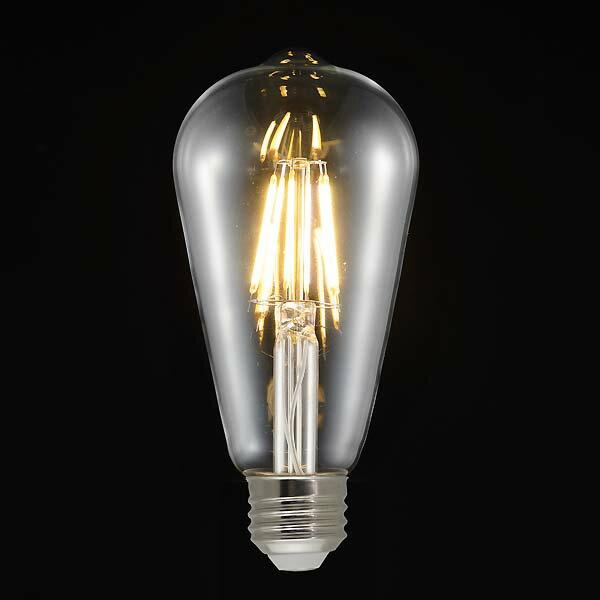 【スワン バルブ】LED電球 SWAN BULB エジソン E-26 7.5ワット SWB-E002L