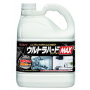 リンレイ ウルトラハードクリーナーMAX油汚れ用 超強力タイプ 4L