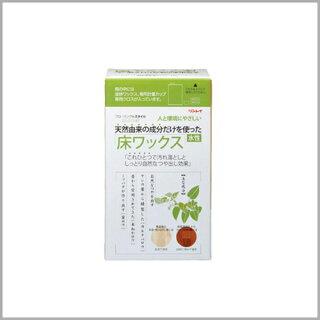 天然由来の成分だけを使った床ワックス(1L)-リンレイ植物性のフローリング用ワックス【そうじ用品清掃用品】
