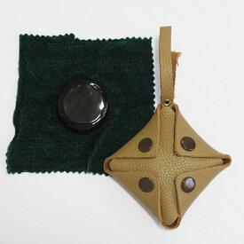 王小迪特製松脂&レザーケースのセット 009brown