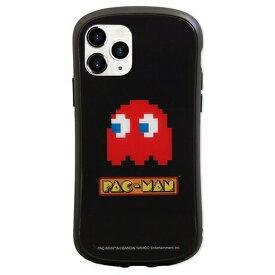 パックマン i select iPhone11Pro 対応ハイブリッドガラスケース MPA-02A ブリンキー 送料無料