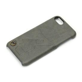 STAR WARS iPhone SE(2020)/8/7用 ハードケース ポケット付き PG-DCS154DV / ダース・ベイダー