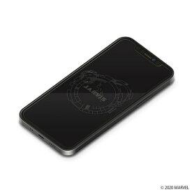 iPhone 12 mini用 液晶保護ガラス PG-DGL20F03IRM / ジャービス