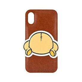 ディズニーキャラクター / OSHIRI KAWAII iPhoneXR対応ダイカットケース DN-588E / くまのプーさん