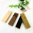 ボールペン ギフトボックス / ケース プレゼント 箱 カラー 入学祝い 卒業祝い ハーバリウムボールペン ホワイト ブ…