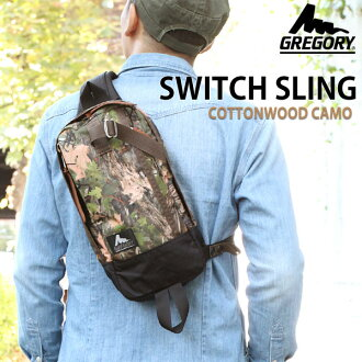 GREGORY SWITCH SLING [cottonwoodcamo] Gregory switches ring Unisex (men and women combined) _ 11410 E (ripe) 10P24Oct15