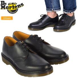 ドクターマーチン 3ホールシューズ 1461 ポストマンシューズ[ブラック](10078001)Dr.Martens CORE 1461 PW 3 EYELET SHOE メンズ レディース【靴】_1808ripe