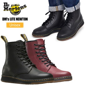 ドクターマーチン 8ホールブーツ ニュートン[全2色]Dr.Martens NEWTON 8 EYE BOOT メンズ レディース【靴】 11709F(ripe)