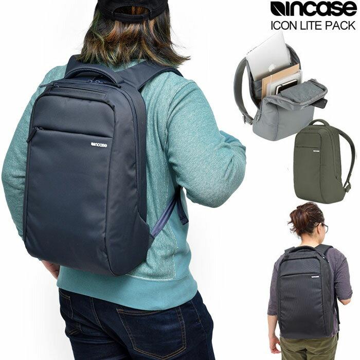 インケース Incase アイコン ライト バックパック[全4色]ICON LITE PACK メンズ レディース【鞄】_1704ripe bzbg