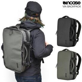 インケース リュック VIA バックパック[全2色]Incase VIA BACKPACK メンズ レディース【鞄】_1712ripe bzbg