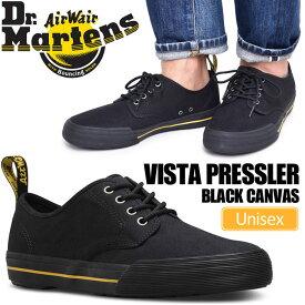 ドクターマーチン スニーカー ビスタ プレスラー[ブラック](21951001)Dr.Martens VISTA PRESSLER メンズ レディース【靴】_snk_1803ripe