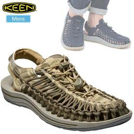 キーン サンダル ユニーク オープンエアスニーカー[カモ/ダークオリーブ](1018675)KEEN UNEEK メンズ【靴】_sdl_1807ripe