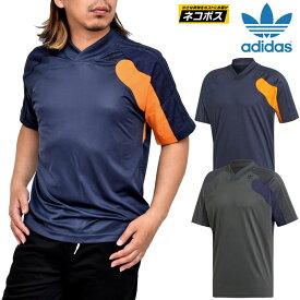 【正規取扱店】SALE 50%OFF 半額アディダス Tシャツ adidas オリジナルス メッシュ切替Tシャツ[全2色](FUD54)Originals TEE メンズ【服】 sst 1905ripe[M便 1/1]【返品交換・ラッピング不可】