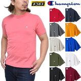 チャンピオンTシャツChampionベーシッククルーネックTシャツ[全12色](C3P300)メンズレディース【服】_sst_1903ripe[M便1/1]