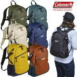 ◆2015年春夏◆ColemanWALKER25[全12色]コールマンウォーカー25デイパックユニセックス(男女兼用)【鞄】_11503E(ripe)