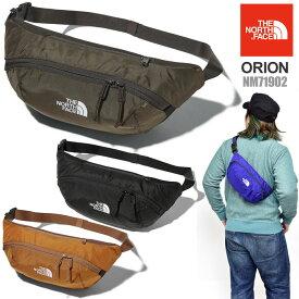 ノースフェイス ウエストバッグ THE NORTH FACE オリオン(3L)[全4色](NM71902)ORION メンズ レディース【鞄】_wtb_1902ripe