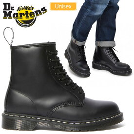 【正規取扱店】ドクターマーチン Dr.Martens 1460Z ホワイトウェルト 8ホールブーツ(ブラック)(24758001 23-28cm)CORE WHITE WELT 8EYE BOOTS メンズ レディース【靴】 1911ripe