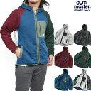 【SALE/20%OFF】ジムマスター パーカー gym master マウンテンキルトジップフードジャケット【全7色】(G333616)メン…