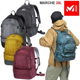 ミレー リュック MILLET マルシェ20(20L)[全5色](MIS0668)MARCHE20 メンズ レディース【鞄】 bpk 1909ripe
