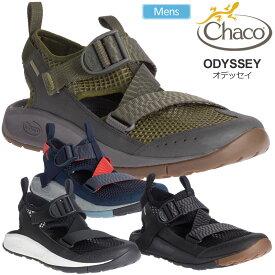 【正規取扱店】チャコ Chaco サンダル メンズ オデッセイ ブラック グリーン ネイビー 25-29cm MS ODYSSEY 12366139 20SS sdl【靴】2006ripe