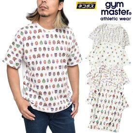【正規取扱店】ジムマスター gym master Tシャツ メンズ レディース ハッピーペイントTEE G733303S 20SS sst【服】2006ripe[M便 1/1]