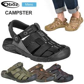 【正規取扱店】オボズ Oboz サンダル メンズ 2way キャンプスター 26-28cm CAMPSTER 60501 20SS sdl【靴】2007ripe