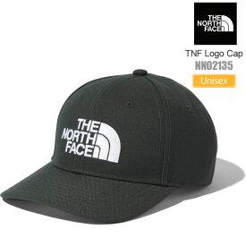 【正規取扱店】ノースフェイス THE NORTH FACE 帽子 メンズ レディース TNFロゴキャップ LOGO CAP NN02135 2021SS 2101ripe