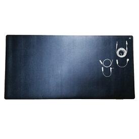 アーシング マット(EPP レザー タイプ)100cm×50cm アーシングマット 健康器具 健康用品 乗るだけ ヨガ 電磁波 肩こり 健康マット オールシーズン 40代 50代 60代 70代 おじいちゃん おばあちゃん プレゼント ギフト 贈り物