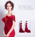 ウェディングドレス カラードレス レッド 色直し ドレス  結婚式 披露宴 欧米人気  刺繍/ プリンセスライ…