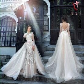 楽天市場 2way ウエディングドレス レディースファッション の通販