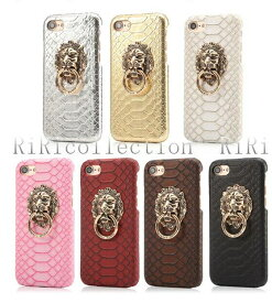 Iphone6/6P/7/7P/8/8P/X/XS/XS Max/XR ライオン リングケース スタンド替わり スタンド リング 落下防止iphone6 iphone6 plus iphone7 8 iphone7 8 plus iphone X Xs Max XR スマホ  カップル ペア ペアルック docomo au softbank