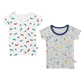 【ポイント10倍】【ミキハウス】【SALE】Tシャツセット3200【3980円以上で送料無料(国内)】