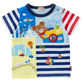 【エントリーして10倍】【ミキハウス】【SALE】Tシャツ19000【10800円以上で送料無料(国内)】