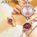 腕時計 レディース ブランド 時計 防水 おしゃれ 可愛い 人気 ファッション ブレスレット バングル 20代 30代 40代 JU…