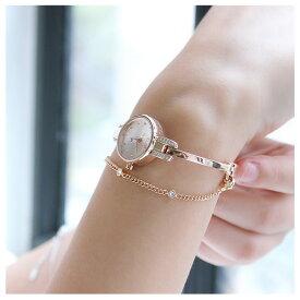 腕時計 レディース 防水 ブランド ブレスレット バングル アクセ おしゃれ 可愛い パーティ オフィス 20代 30代 40代 50代 JULIUS プレゼント ギフト 時計