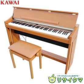 【中古】D▼カワイ デジタルピアノ 電子ピアノ キーボード 88鍵盤 椅子 La3 ■大型商品・送料別途必要■ (22882)