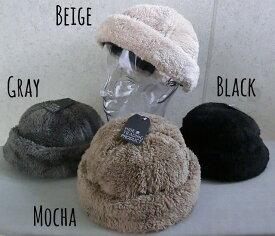 5586194■a2w9 帽子 4colors 帽子 ファー フィッシャーマン キャップ ボア モコモコ ツバ無し帽子 ニット帽 ショートワッチ メンズ レディース 男女兼用 トレンド