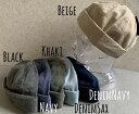 6405105■s3s1 帽子 6色展開 バイオウォッシュ フィッシャーマン ロールアップ キャップ ウォッシュ ダメージ加工 オ…