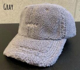 7207760■0a1w 帽子 3colors wavy刺繍 ボア ローキャップ プードル ボア レザーベルト ローキャップ ボアキャップ メンズ レディース 秋 冬 男女兼用