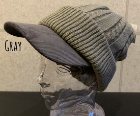 7200858■0a1w 帽子 3colors コーデュロイ ケーブル編み ニット キャスケット ツバ付き ケーブル ニット 防寒 あったか 男女兼用 メンズ レディース 秋 冬