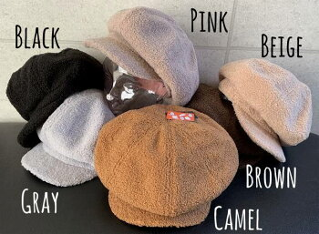 5120633■帽子キャスケットコーデュロイボリュームマリンキャップメンズレディース