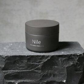 Nile 香水 メンズ フレグランスバーム 練り香水 メンズ フィオーレの香り 練り香水 ボディケア 50g 送料無料 幸せラボ ナイル