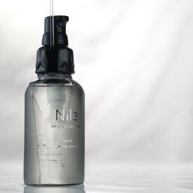 Nile ヘアオイル 洗い流さない メンズ 洗い流さないトリートメント 100g 幸せラボ ナイル 送料無料 ヘアケア