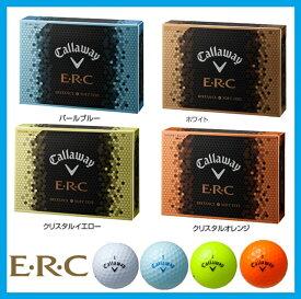 ☆即納☆日本正規品☆2016年 キャロウェイ ERC ゴルフボール 1ダース(12個入)