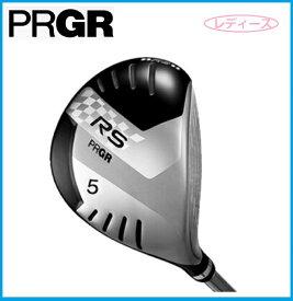 ☆レディース PRGR プロギア 16 RS フェアウェイウッド オリジナルカーボン シャフト