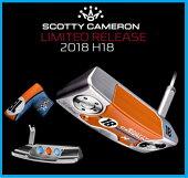 ☆2018年ScottyCameronスコッティキャメロンHOLIDAYホリディH18パター