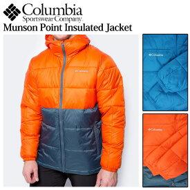 【クーポンでさらに1000円OFF】コロンビア ジャケット メンズ マンソン ポイント インシュレーテッド アウター メンズ MUNSON POINT INSULATED JACKET WM0800(1732851) col-135