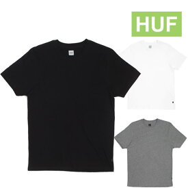 【クーポンで最大10%OFF】HUF ハフ 半袖 Tシャツ 3枚パック THREE PACK TEE TS62038 huf332